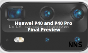 Huawei P40 and P40 Pro Final Preview
