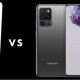 Huawei P40 Pro + and the Samsung Galaxy S20 Ultra Comparision