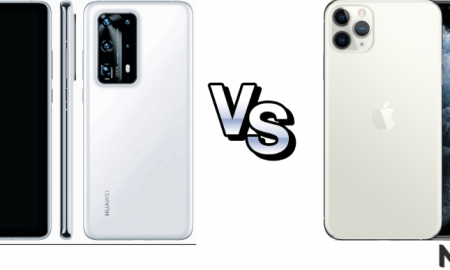 Huawei P40 Pro + vs iPhone 11 Pro Max