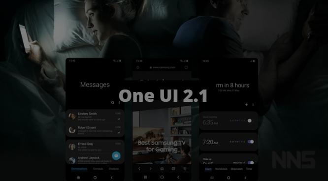One UI 2.1