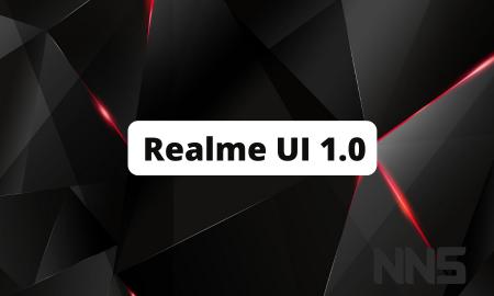 Realme UI 1.0