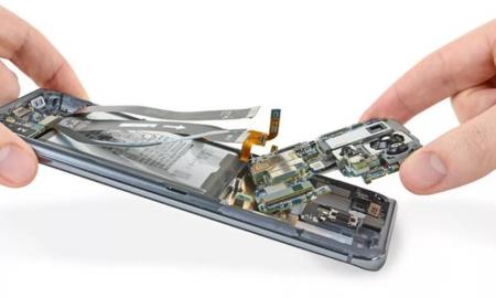Samsung Galaxy S20 iFixit