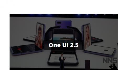 Samsung One UI 2.5