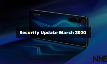 Security Update March 2020