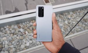 Huawei P40 release
