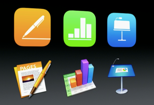 Apple iWork Suite iOS