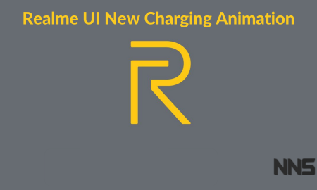 Realme UI will get a new Charging Animation