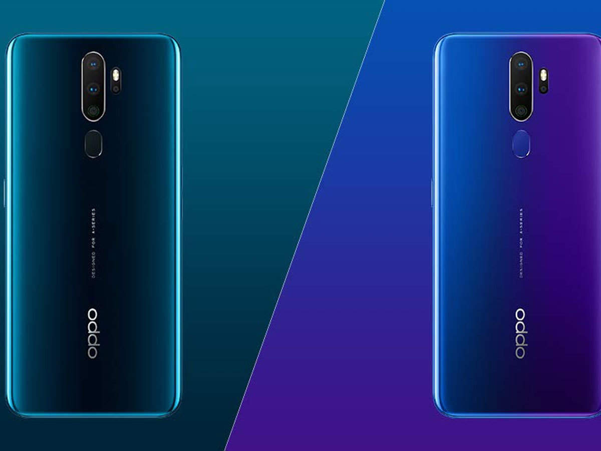 Oppo A9 and Oppo A5