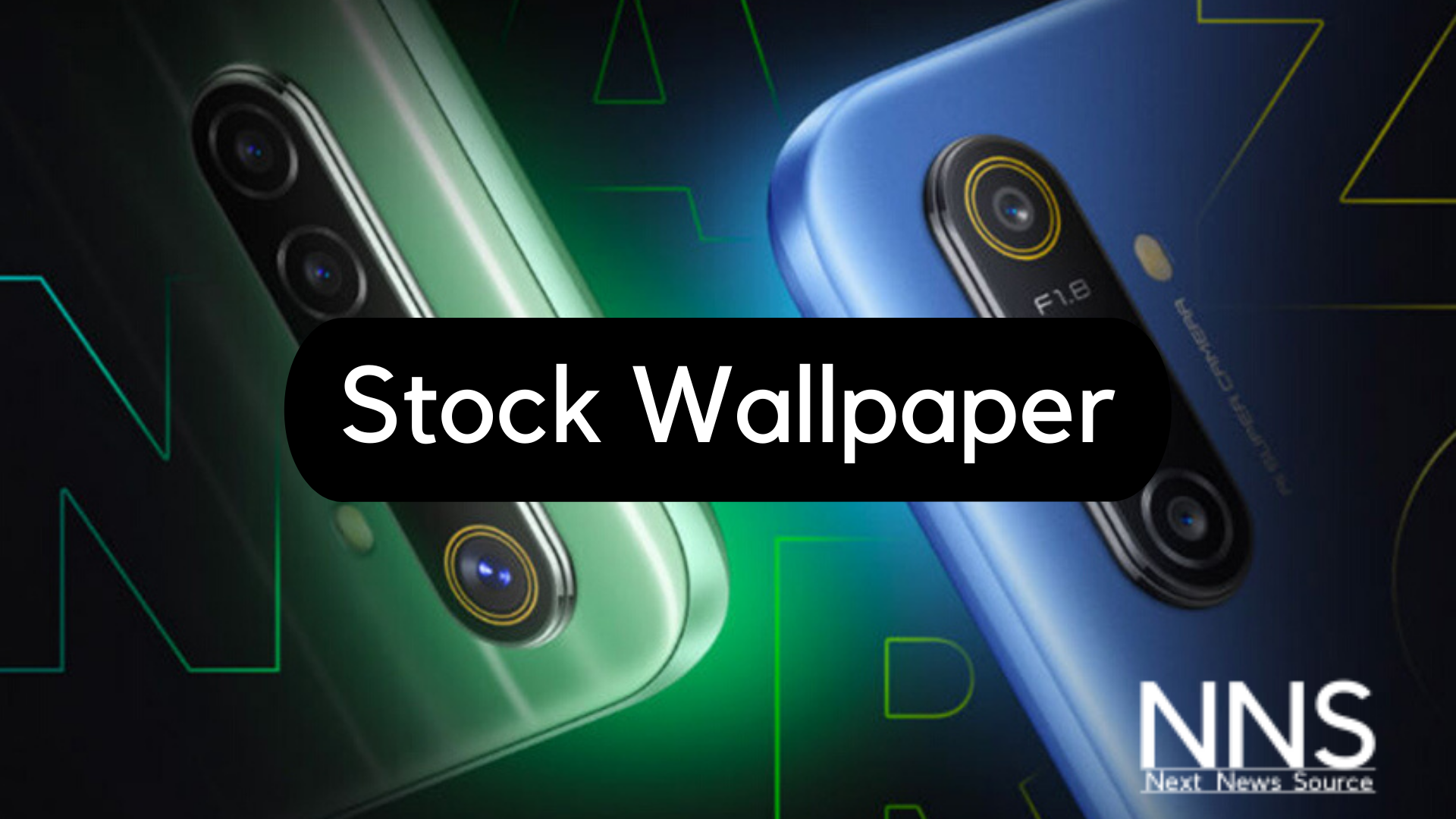 Realme Narzo 10 Stock Fhd Wallpapers Download Nns
