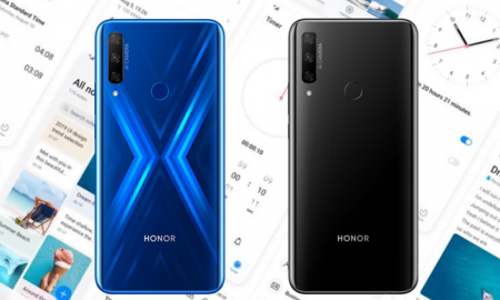 Honor 9X Update