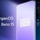 OxygenOS Open Beta 15