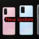 Samsung Galaxy S20 series and Samsung Weather Widget