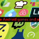 Android games and apps