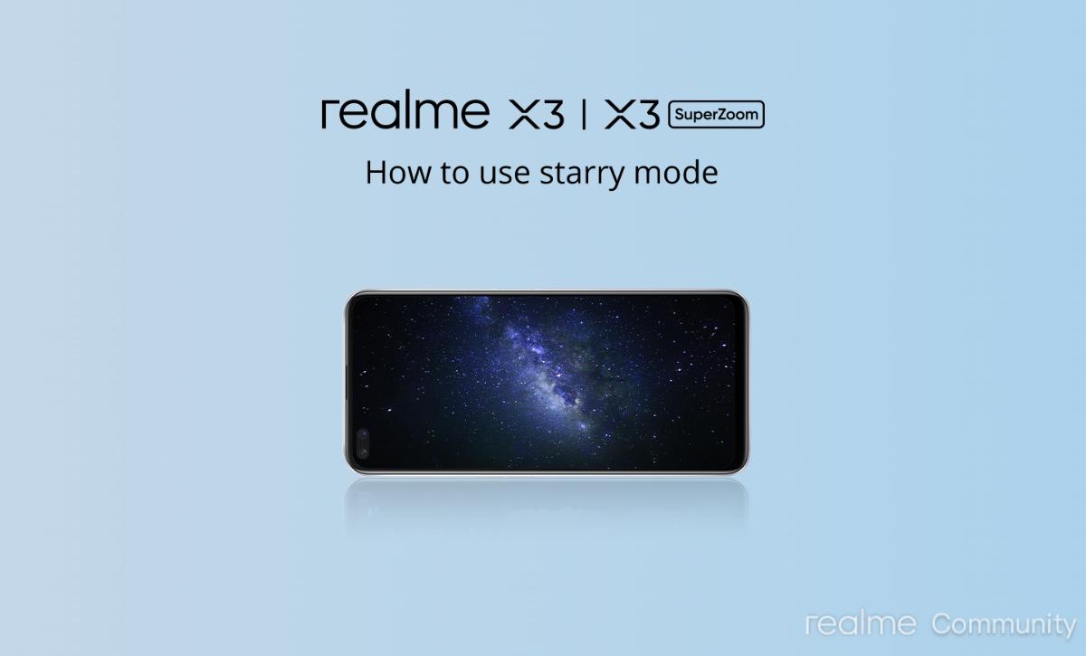 Realme X3 Series