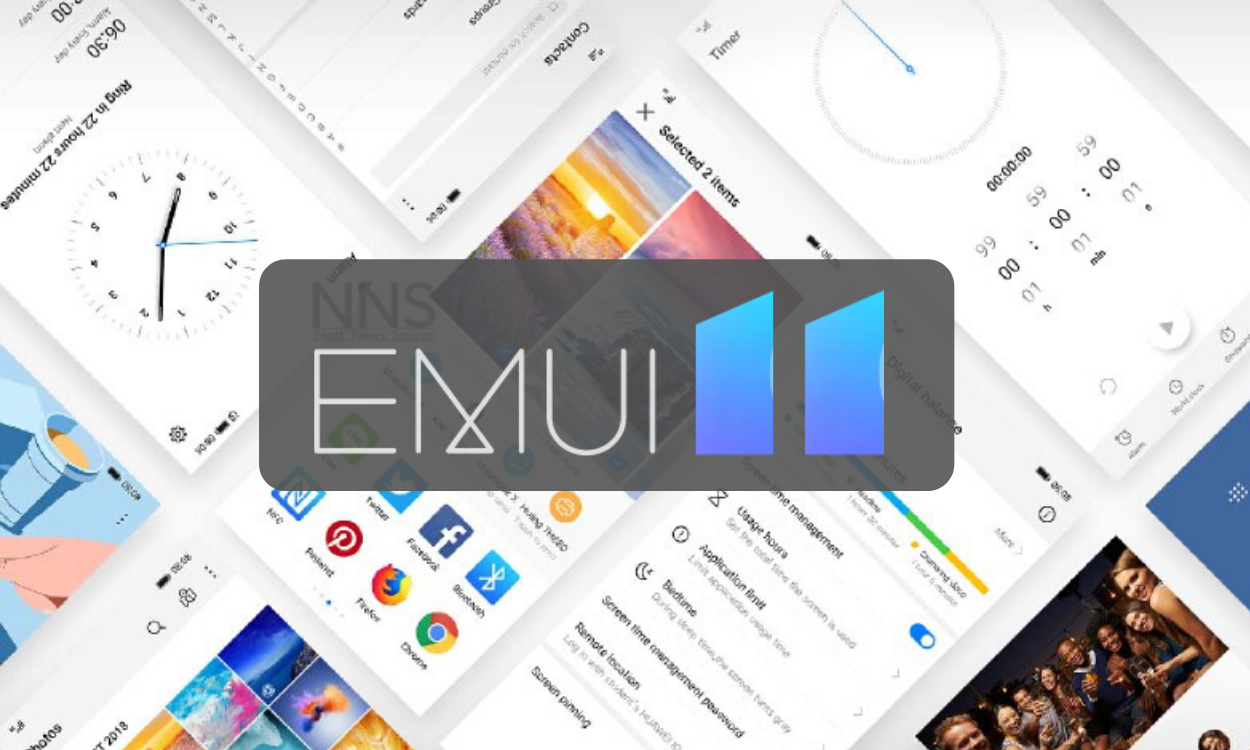 EMUI 11 Eligible Devices