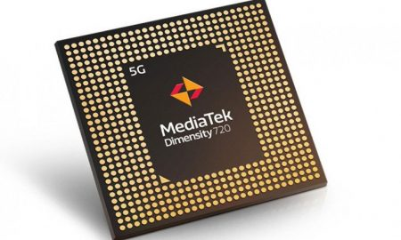 MediaTek 5G SoC Dimensity 720