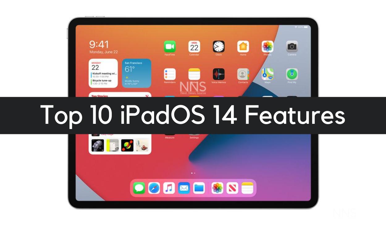 iPadOS 14 Features