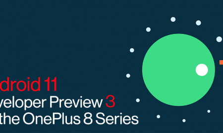 Android 11 Developer Preview 3 for OnePlus 8