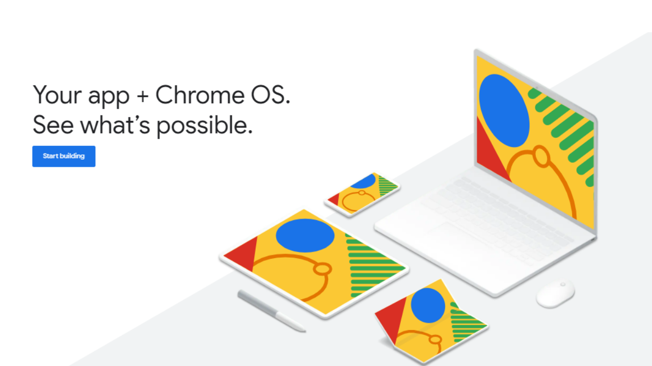 ChromeOS.dev google