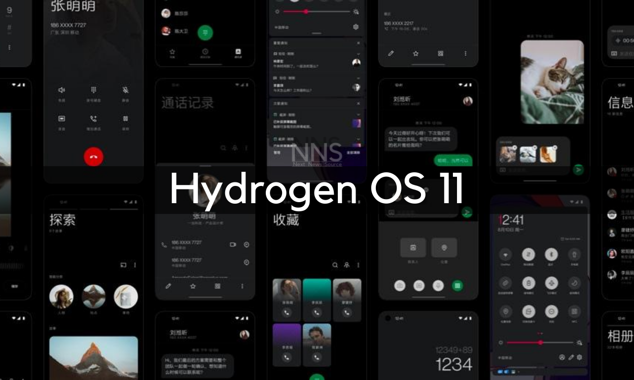 Hydrogen OS 11