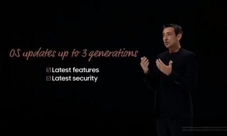 OS Updates Samsung