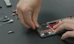 OnePlus Nord Assembling