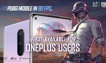 PUBG Mobile 90FPS OnePlus Devices