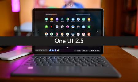 Galaxy Tab S6 One UI 2.5