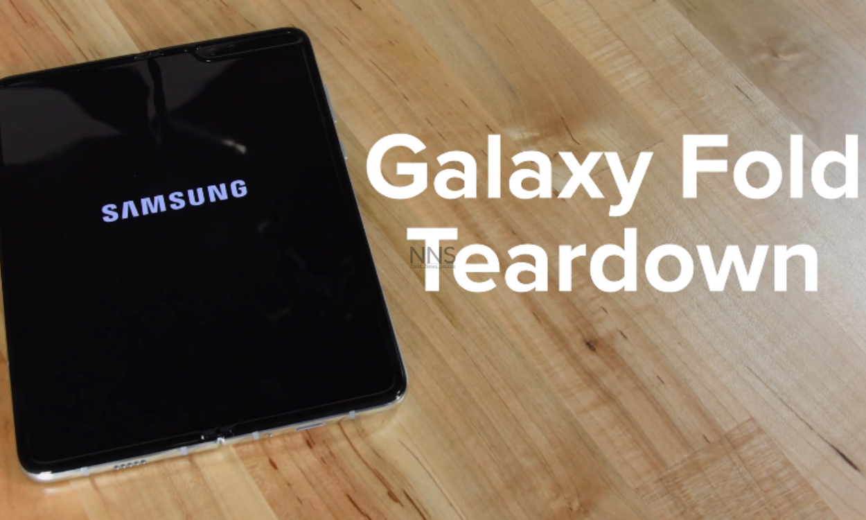 Galaxy Z Fold 2 Teardown