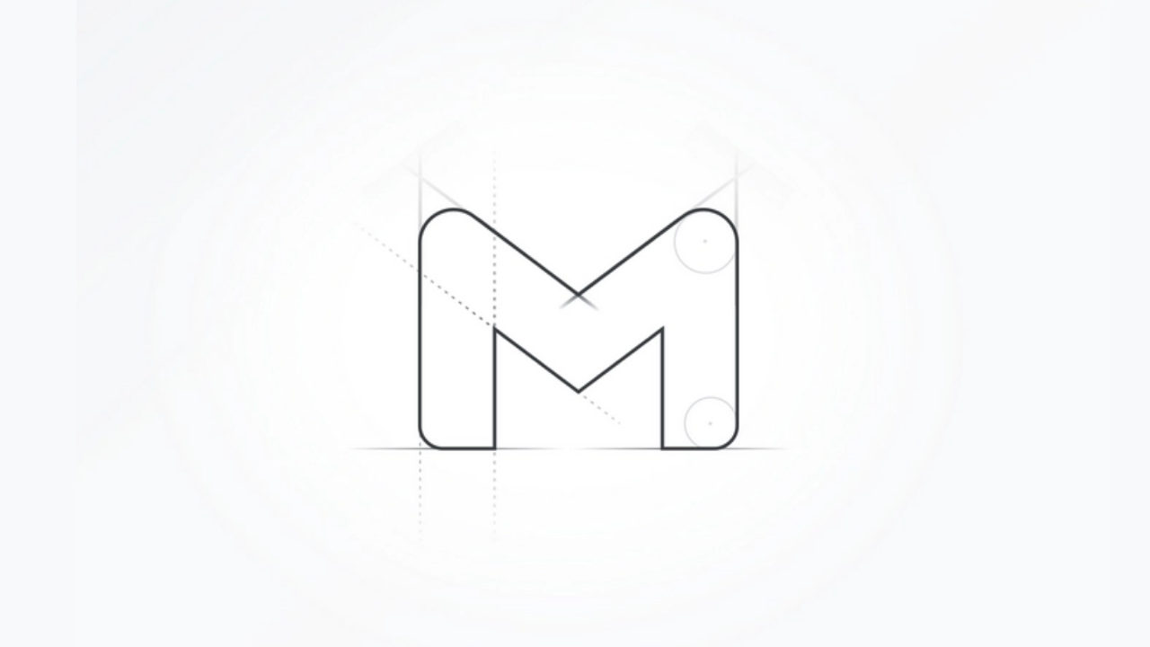 Google Gmail Logo New