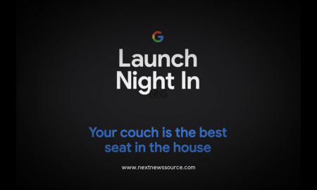 Google Launch Event