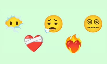 Google Unicode 13.1 Emoji