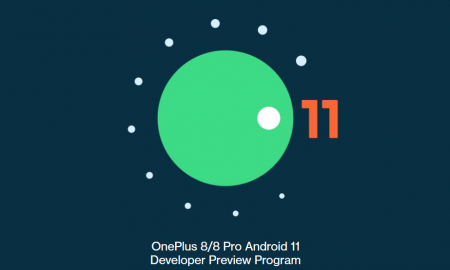 OnePlus 8/8Pro Android 11 Developer Preview 4