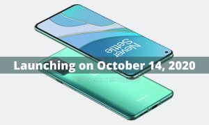 OnePlus 8T Launch Date