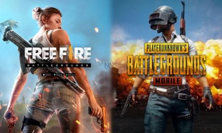 PUBG Mobile vs Free Fire