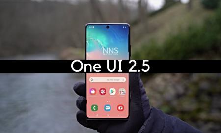 Samsung Galaxy S10 Lite One UI 2.5