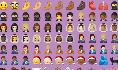 These 116 new Emojis are available in Samsung One UI 2.5