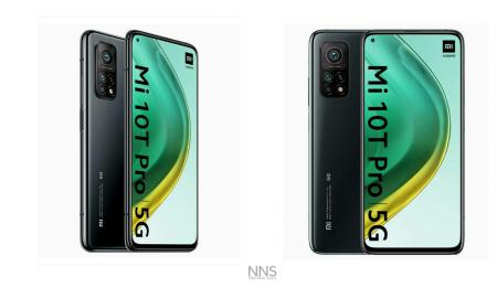 Xiaomi Mi 10T and 10T Pro