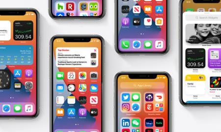 iOS 14 Sort