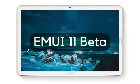 EMUI 11 Beta for Huawei MatePad 10.8