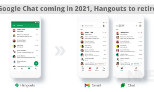 Google Chat coming in 2021, Hangouts to retire