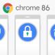 Google Chrome 86