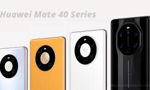 Mate 40 Series - Huawei EOD