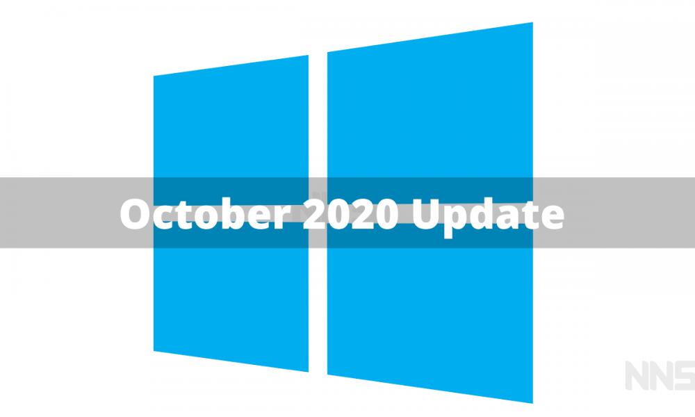 October 2020 update