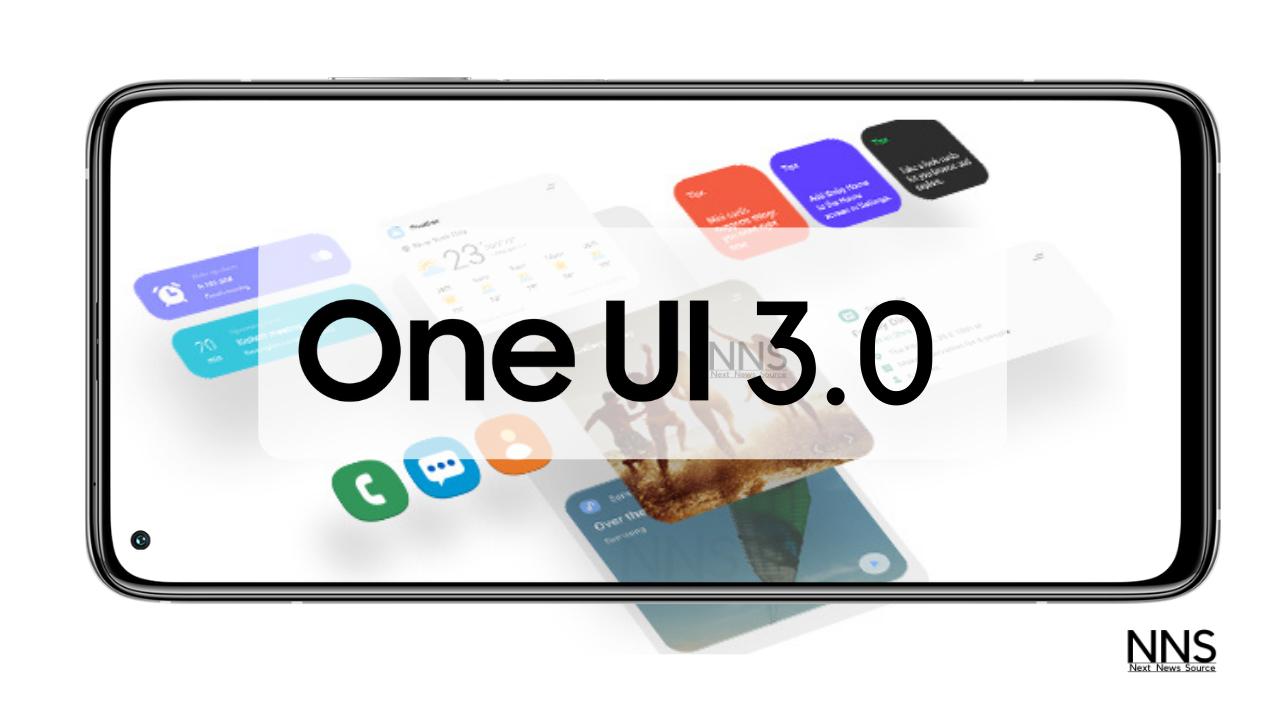 One UI 3.0