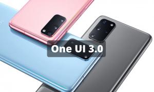 One UI 3.0 beta 1