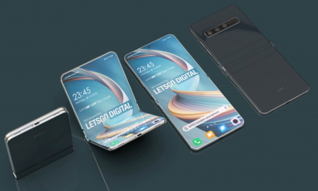 Oppo foldable phone patent-5