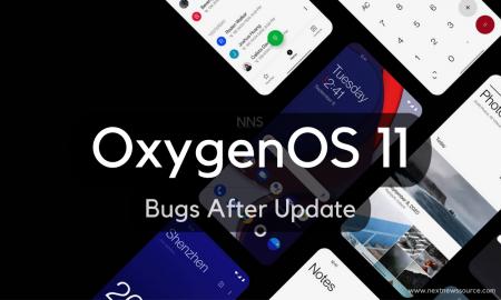 OxygenOS 11 Bugs