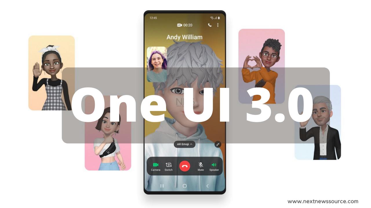 Samsung One UI 3.0 Development