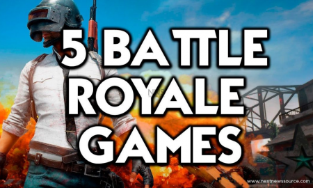 Top 5 PUBG Mobile alternative game